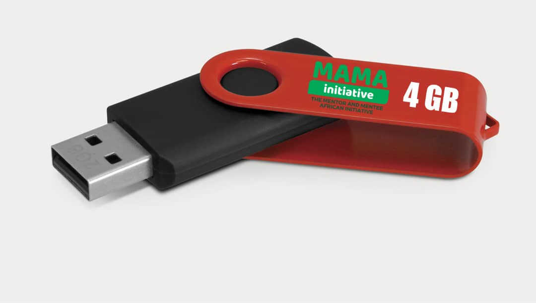 4GB Flash Drive